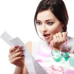 ������, ������: Shopaholic overspending