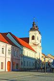 Trojicke Namestie, Trnava — Stock Photo