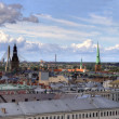 Panorama of old Riga. Latvia — Stock Photo #20195241