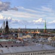 Panorama of old Riga. Latvia — Stock Photo
