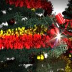 Christmas tree — Stock Photo #8176562