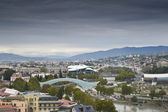 Panorama of Tbilisi — ストック写真