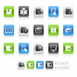 Book Icons -- Clean Series — Stock Vector