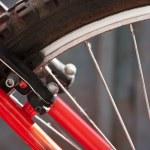 Постер, плакат: Brakes on a bike