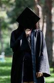 Graduation Celebration — Stock Photo