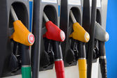 Filling stations — Stock Photo