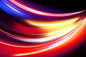 Colorful wave — Stock Photo
