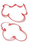 Cuadros abstractos cinta — Foto de Stock