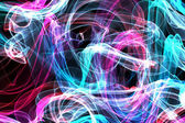 Abstract twisted waves — Stock Photo