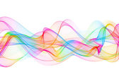 Abstract colorful template — Stock Photo