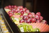 Beautiful fruit salad — Stock Photo
