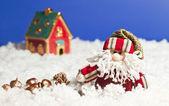 Beautiful christmas holiday — Stock Photo