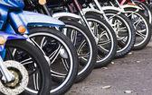 Wheels — Stock Photo