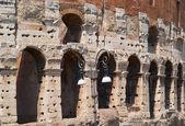 Colosseum amphitheatre in Rome, Italy. — Stock Photo