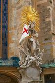 Vienna Cathedral St.Stephan Vienna Austria — Stock Photo