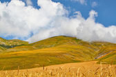 Mountain panorama spring in the mountains of Italy — Stock Photo