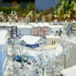 Grandee-model of Russia in Saint Petersburg — Stock Photo