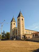 Church in Medugorje — Stock Photo