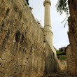 Mosque and the old town Pocitelj in Bosnia and Herzegovina — Stock Photo