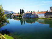 Town Trebinje in Bosnia and Herzegovina — Stock Photo