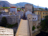 Mostar bridge — Stock Photo