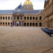 Les Invalides in Paris historic building — Stock Photo #21693501