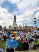 VII Congress of the Catholic Charismatic Renewal Czestochowa, Po — Stock Photo
