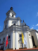 Historic church of St Anne's, Basilica and Shrine of Our Lady of — Stock Photo