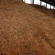Wood chips stored — Stock Photo #36469693