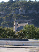 The Sant Apollinare church in Trento — 图库照片