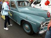 ROME, VATICAN - April 27, 2014: Over 60 Letnii car FSO Warszawa — Stock Photo