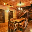Wooden interior — Stock Photo #16506563