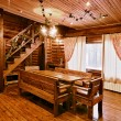 Wooden interior — Stock Photo #16506833