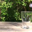 Glass of Fresh Water — Stock Video