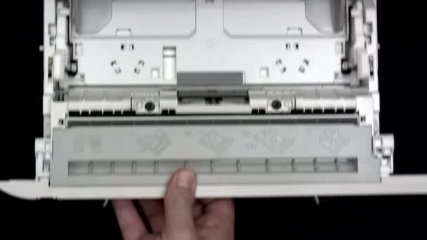 Recharge imprimante — Vidéo
