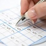 Sudoku — Stock Photo