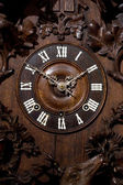 Cuckoo Clock Detail — Stock Photo
