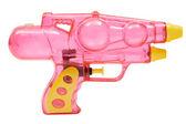 Pink Water Pistol — Stock Photo