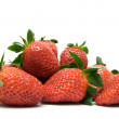 Bunch of Strawberries — Stockfoto