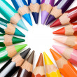 Royalty-Free Stock Photo: Color Wheel