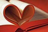 Aşk romanı — Stok fotoğraf