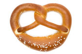 Single Pretzel — Stock Photo