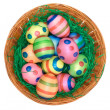Stock Photo: Easter Decoration Easter Decoration Easter Decoration
