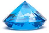 Shiny Sapphire — Stock Photo