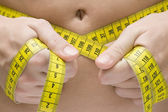 Slimming — Stockfoto