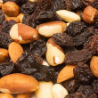 Foto Stock: Trail Mix Background