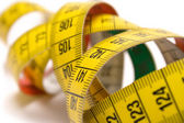 Winding Tape Measure — Stock Photo