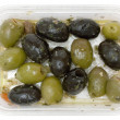 Oily Olives — Stock Photo
