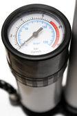 Air Pressure Gauge — Stock Photo