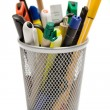 Pencil Holder - Stock Photo